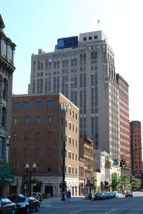 home savings bank building