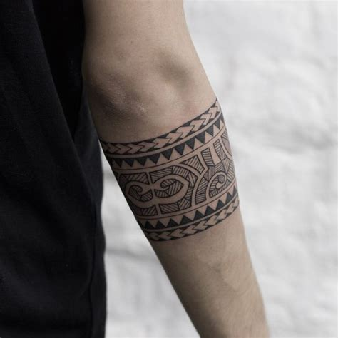 tribal wristband tattoo collection of 25 armband