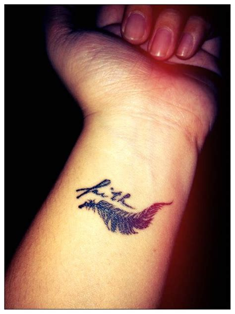 attractive tattoo designs 57 attractive wrist feather tattoos
