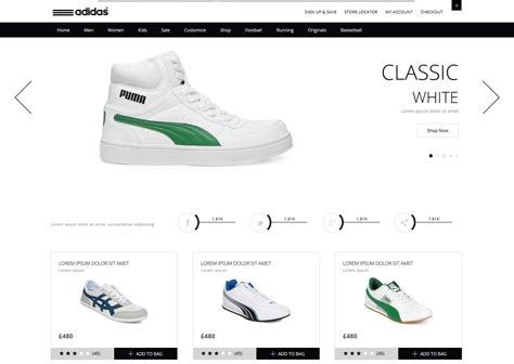 adidas shoe template images templates design ideas