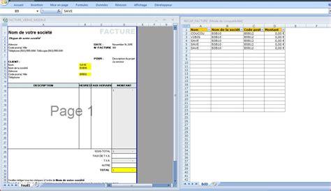 Modele Tableau Excel
