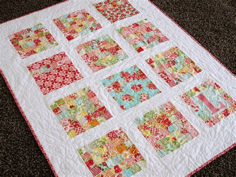 Quilt Squares Everyday Celebrations Tutorial Marmalade Squares Quilt