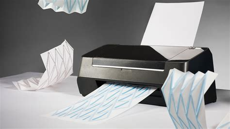 Diy Paper Folding Machine - hydro fold a printer that spits out easy to make origami