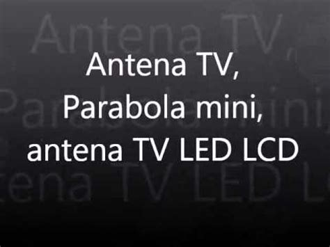 membuat antena tv wajanbolik video tutorial come montare selfsat funnydog tv