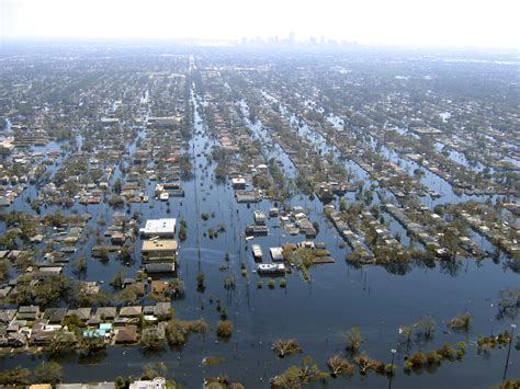 was hurricane katrina good for the education of students