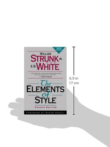 the elements of style 4th edition books the elements of style fourth edition media books