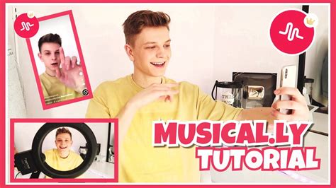 tutorial membuat video musical ly jak się wybić na musical ly porady tutorial