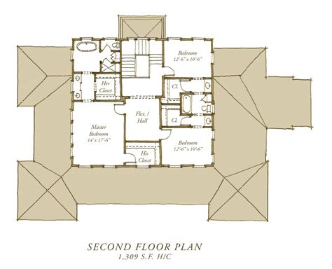 home floor plans carolina our town plans
