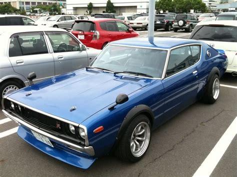 nissan kenmeri for sale r34 bayside blue c110 kenmeri nissan datsun