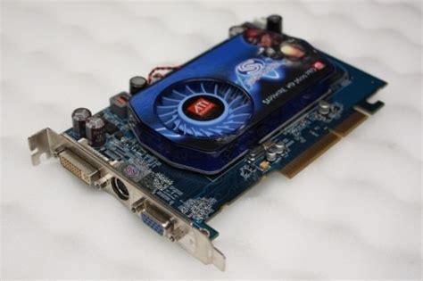 Vga Card Agp 512mb sapphire ati radeon hd 2600 pro 512mb dvi vga agp graphics