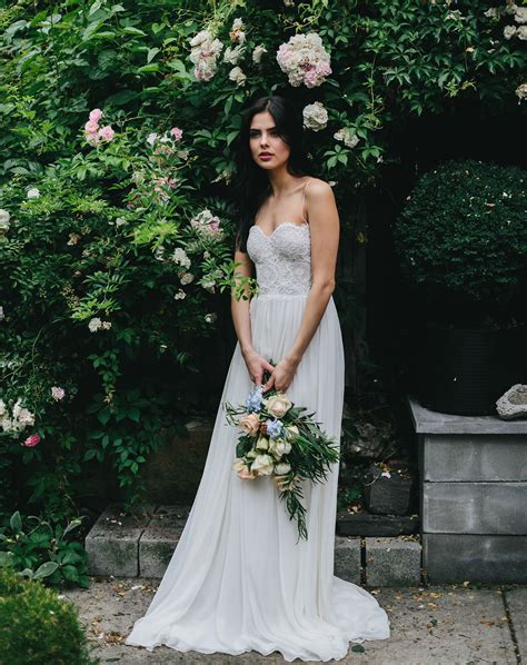 Weddingku Bridal by Introducing Louvienne By Lovely Green Wedding