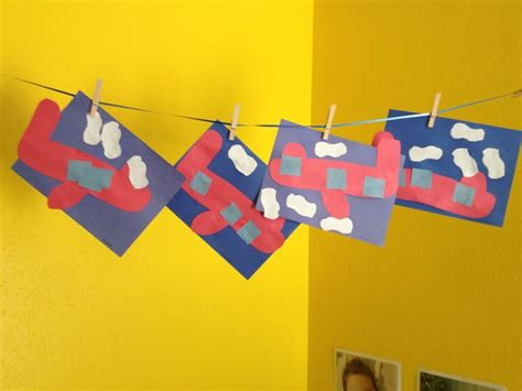 airplane crafts for airplane craft for todd s my toddler class