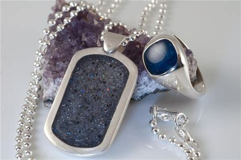 eternity patented memorial jewellery and cremated