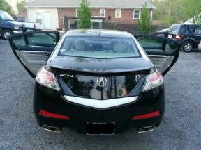 Acura Tl A1 Service Make Acura Model Tl Year 2010 Exterior Color Black
