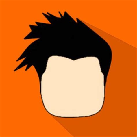 a roblox shadow head profile pic by awesomedude152 on