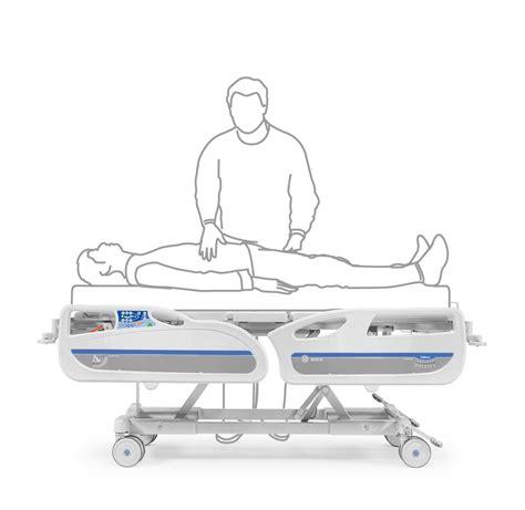 letto elettrico letti elettrici per degenza ospedaliera con allungaletto