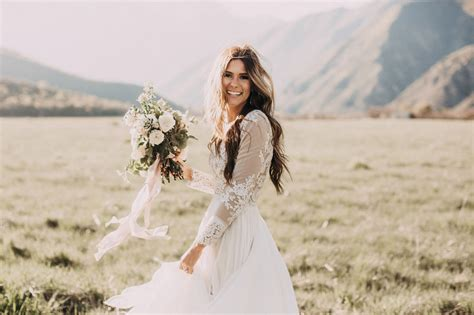 Wedding S by Bohemian Backyard Wedding Gabby Green