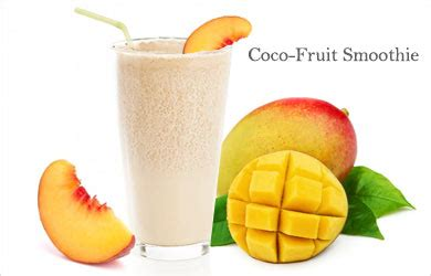 Peachy Mango Fruit Smoothie 100gr T2909 1 health benefits of sugarcane juice and coconut water
