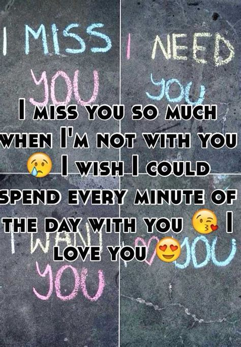 download mp3 five minutes love you miss you i miss you so much when i m not with you i wish i could