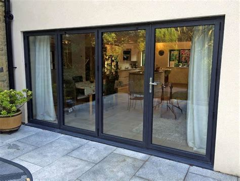 Bi Folding Patio Doors Bi Fold Patio Doors Ilkley Marlin Windows