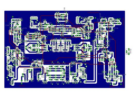 pcb design jobs home all transistor bc547 ssb hf txcvr pcb layout