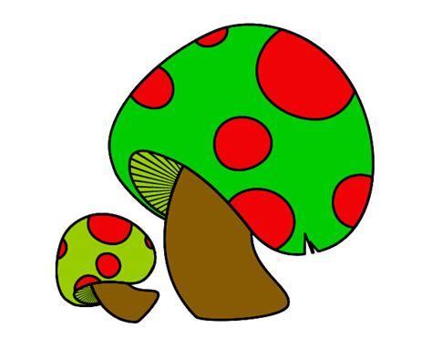 imagenes de hongos faciles para dibujar dibujo de robell 243 n pintado por hongos en dibujos net el