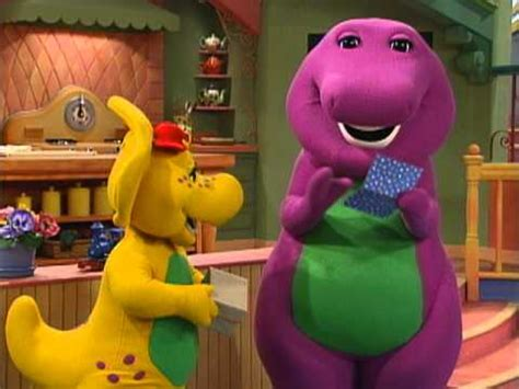Boogy Baby To Toe Stardust Blue barney the dino