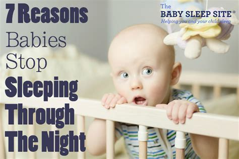 baby sleep through the how has your baby or toddler stopped sleeping through the here are 7 reasons why the baby