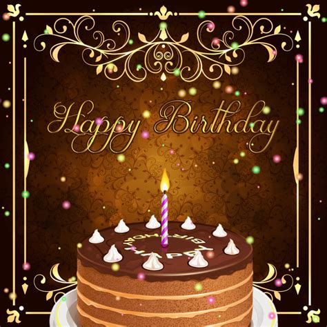 Animated Birthday Cards For Whatsapp