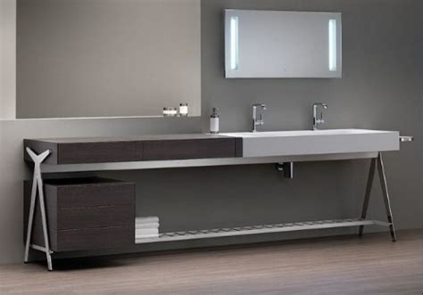 dressing table in bathroom dedecker s versatile quot 01 quot modern dressing table sink stand
