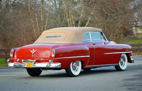 1953 Chrysler New Yorker For Sale by 1953 Chrysler New Yorker For Sale 1990067 Hemmings