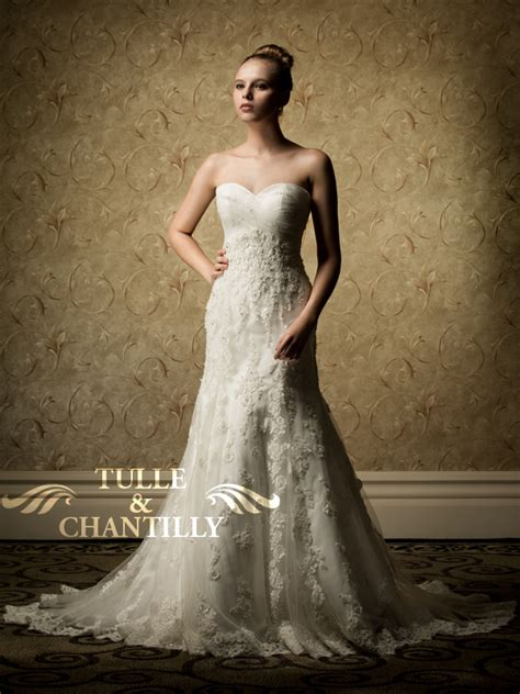 Home full wedding dress collection waterfall chic sweetheart lace