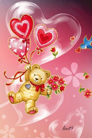 cute themes for myphone animated cute love wallpapers for mobile phones cliparts co