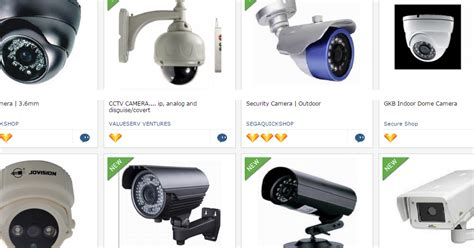 buy home security systems in nigeria gadgets and