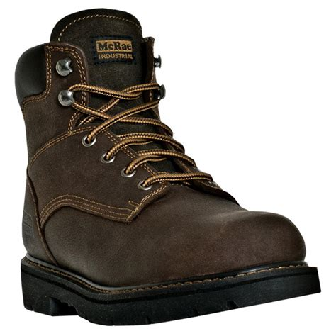 mcrae 6 quot steel toe electrical hazard lace up boots