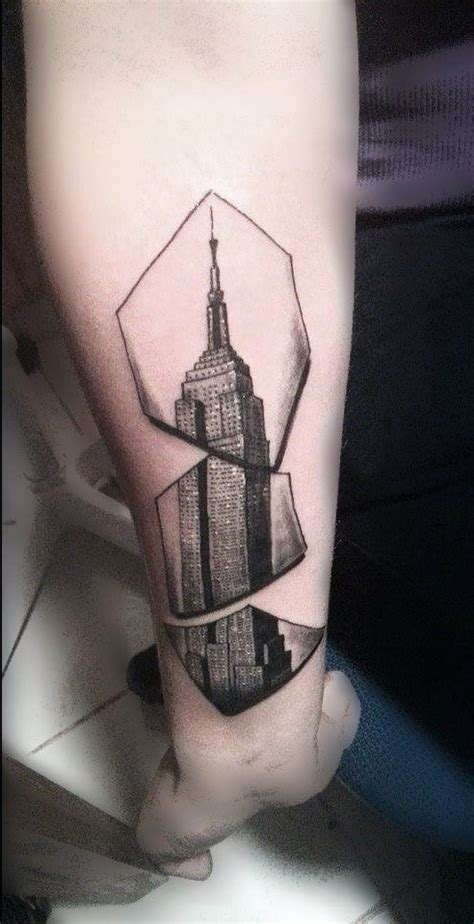 empire state building tattoo 42 best images about states flags on