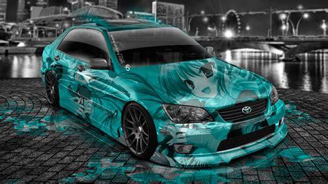 altezza car 2014 toyota altezza jdm aerography city car 2014 el tony