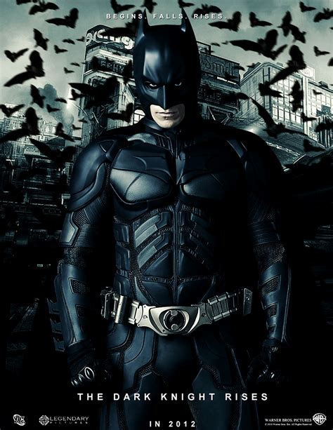 Dark Posters by Batman The Dark Knight Rises 2012 Hd Poster Wallpapers Hd