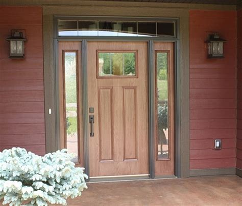 exterior door sidelights wood front doors with sidelights wooden front doors with
