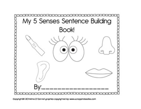 5 senses coloring pages bestofcoloring com common worksheets 187 5 senses coloring sheets preschool