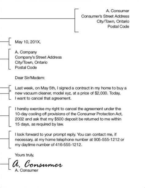 letter cancelling a contract 26 contract termination letter sles templates free