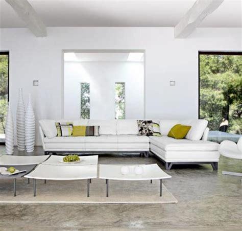 Living room modern furniture set