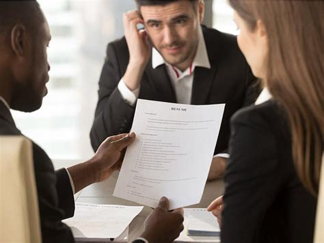 here are the three most common areas for lying on resumes