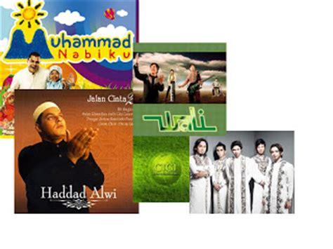 Cd Haddad Alwi Jalan Cinta 2 kumpulan lagu religi populer nurul islam