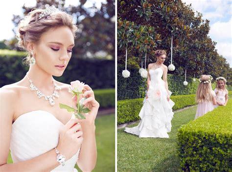 Garden Wedding Accessories Garden Wedding Dresses For The And