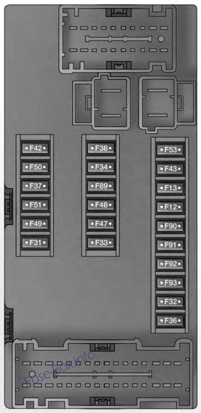 fuse box diagram fiat