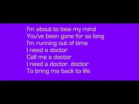 Physicans Need Dcf License To Detox by Eminem I Need A Doctor Lyrics Clean Ft Dr Dre N Skylar