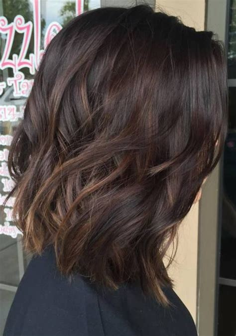 medium length hair with ombre highlights 90 balayage hair color ideas with blonde brown and
