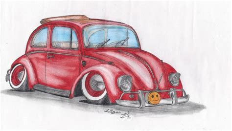stanced volkswagen beetle fusca explore fusca on deviantart
