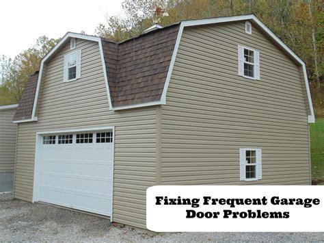 Garage Door Troubleshooting Troubleshoot Common Garage Door Problems